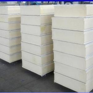 成型聚氨酯发泡冷库板